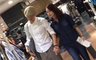Dương Thừa Lâm công khai nắm tay bạn trai đi mua sắm