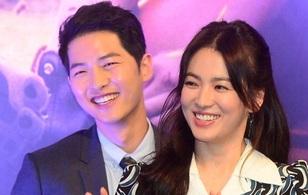 Fan xứ Trung đang rầm rộ truyền nhau thông tin Song Joong Ki - Song Hye Kyo chuẩn bị làm đám cưới