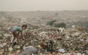"""Chùm ảnh cho thấy sự đáng sợ của ô nhiễm môi trường tại Dehli, """"thủ phủ"""" ô nhiễm của Ấn Độ"""