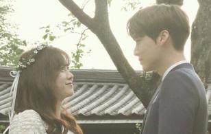 Rò rỉ hình ảnh hiếm hoi bên trong đám cưới của Goo Hye Sun - Ahn Jae Hyun