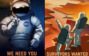 Bạn chán ghét công việc ư? NASA đang tuyển người làm trên sao Hỏa đấy!