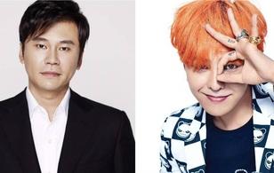 """Hai """"bố con"""" Yang Hyun Suk - G-Dragon nhá hàng album Big Bang bằng đoạn chat đáng yêu"""