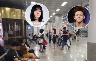 """Rò rỉ ảnh Kim Ki Bum hẹn hò cùng em gái sinh đôi cựu thành viên """"tẩy chay"""" Hwayoung của T-ara"""