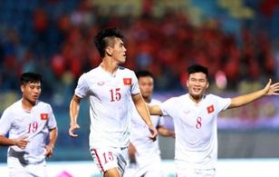U19 Việt Nam nhọc nhằn đánh bại U19 Philippines trong trận đấu có 7 bàn thắng