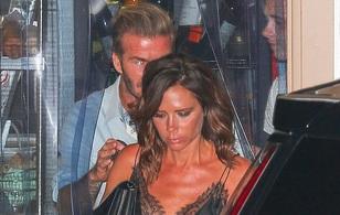 Victoria cau có thế này là do tin đồn David Beckham ngoại tình?