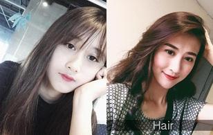 Cô nàng lọt top 10 nữ sinh xinh nhất trường Báo có vẻ ngoài cực giống Hà Lade