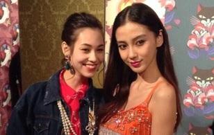 """""""Tình cũ của G-Dragon"""" Kiko Mizuhara buột miệng tiết lộ Angela Baby đang mang bầu"""