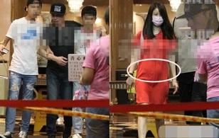 """Lâm Tâm Như lộ bụng to bất thường, Hoắc Kiến Hoa say """"bí tỉ"""" tại quán karaoke"""