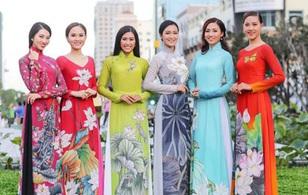 TP.HCM khuyến khích người dân mặc áo dài