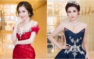 Elly Trần, Á hậu Huyền My tự tin đọ sắc lộng lẫy tại sự kiện
