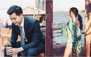 Bạn trai cũ Á hậu Tú Anh lên tiếng về nghi vấn hẹn hò với Kỳ Duyên