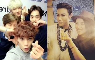 """Fan Việt ơi, cùng """"bắn tim"""" để tặng hoa Big Bang, EXO cùng loạt nhóm nhạc Kpop nào!"""
