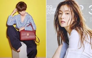Irene đẹp không góc chết, Hwang Jung Eum sành điệu trên tạp chí
