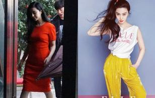 Phạm Băng Băng bị netizen mỉa mai vì photoshop ảnh quá đà