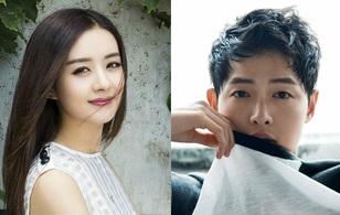 Triệu Lệ Dĩnh vượt mặt Phạm Băng Băng, Song Joong Ki là sao Hàn duy nhất lọt top 20 chỉ số truyền thông