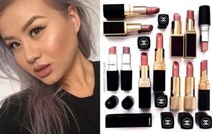 Cô nàng gốc Việt với BST hàng trăm món mỹ phẩm & Instagram toàn ảnh flat lay siêu đẹp