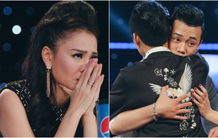 Vietnam Idol: Hết quyền cứu, Thu Minh thẫn thờ nhìn Bá Duy ra về