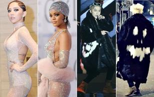 """Chung kết The Face: Sơn Tùng chưa chán """"nhái"""" G-Dragon, Tóc Tiên """"cosplay"""" Rihanna"""