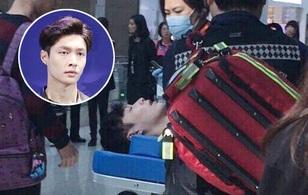 Lay (EXO) đột ngột ngất xỉu ngay tại sân bay trên đường tới Nhật