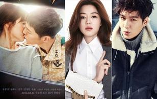 """Quá đau vì bỏ lỡ """"Hậu Duệ Mặt Trời"""", SBS chọn phim của Jeon Ji Hyun và Lee Min Ho không màng nội dung"""