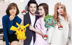 Cơn sốt Pokemon Go và đây là ý kiến của sao Việt về trò chơi siêu hot này!