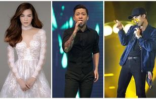 Tuấn Hưng, Hồ Ngọc Hà, Sơn Tùng M-TP cùng dàn sao hội ngộ trong concert lớn nhất mùa hè
