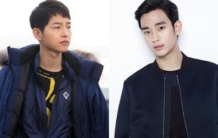 """Song Joong Ki, Kim Soo Hyun, Kim Woo Bin sẽ khiến bạn """"đổ gục"""" trong bộ ảnh thời trang mới"""
