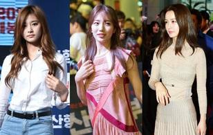 Suzy gầy gò đọ sắc bên Tzuyu, dàn sao đình đám nhất Hàn Quốc cùng hội ngộ tại sự kiện