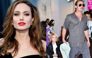 Angelina Jolie ngoại tình với đại gia có vợ trước khi ly hôn với Brad Pitt?