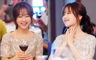 """""""Ma nữ"""" Park Bo Young đáng yêu như công chúa tại lễ trao giải"""