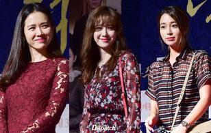 Goo Hye Sun lần đầu lộ diện sau đám cưới, đọ sắc cùng dàn mỹ nhân Hàn