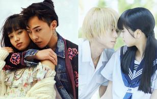 """Mẫu Nhật bị cho là """"bắt cá hai tay"""" trong khoảng thời gian vướng tin đồn hẹn hò với G-Dragon"""