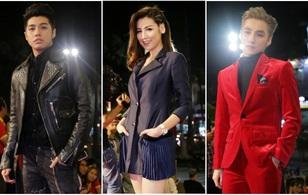 Dàn sao Việt diện váy áo lộng lẫy trên thảm đỏ VTV Awards 2016