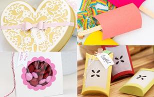 4 cách làm hộp quà giấy đem tỏ tình tặng bạn