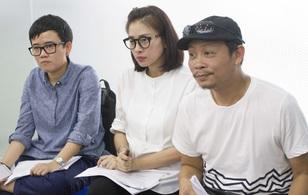 Ngô Thanh Vân để mặt mộc, theo sát buổi tập luyện cho liveshow cuối cùng của 365