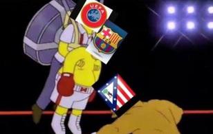 Thuyết âm mưu: Torres bị đuổi khỏi sân vì Barcelona được UEFA chống lưng?
