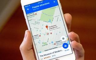 Người dùng Việt không còn phải... làm đủ trò mới dùng được Google Maps trên iPhone