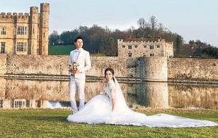 """""""Ảnh hậu TVB"""" Dương Di bí mật kết hôn với phi công trẻ La Trọng Khiêm"""