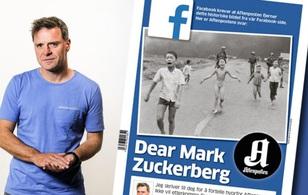 """Facebook bị ném đá dữ dội vì gỡ bỏ bức ảnh chiến tranh kinh điển """"Em bé Napalm"""""""
