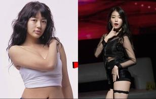 """16 ngôi sao Hàn Quốc """"lột xác"""" hoàn toàn sau khi giảm được số cân """"khủng"""""""