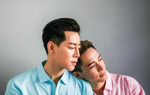 """""""Tiến Thành x2"""": Cặp đôi đồng tính cùng tên hot nhất Facebook!"""