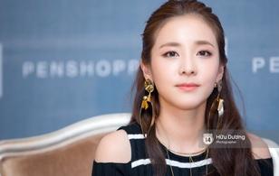 """Dara (2NE1) đẹp đến nao lòng, nói """"Tôi yêu các bạn"""" bằng tiếng Việt cực dễ thương"""