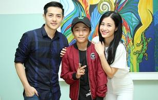 Cậu bé mê Rock team Đông Nhi - Ông Cao Thắng muốn đứng trên sân khấu hát để tìm mẹ