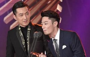 Hoắc Kiến Hoa và Hồ Ca khẳng định tình bạn trên sân khấu sự kiện