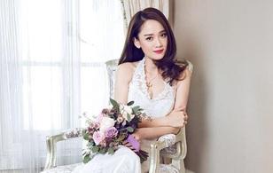 Ngắm Trần Kiều Ân xinh lung linh ở tuổi 36 trong trang phục váy cưới