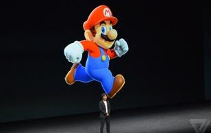 Super Mario chính thức xuất hiện trên iOS, cách chơi giống Flappy Bird