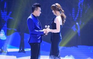 Trấn Thành lần đầu tiên song ca với Hari Won trên sóng truyền hình