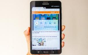 Đánh giá nhanh Galaxy Tab A (6): máy tính bảng giá rẻ cho học sinh sinh viên