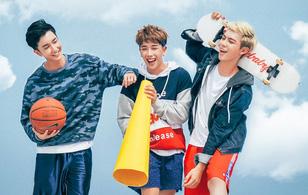 Nhóm nhạc nam mới của St.319 quá đáng yêu trong MV thực hiện bởi ê-kíp Hàn Quốc