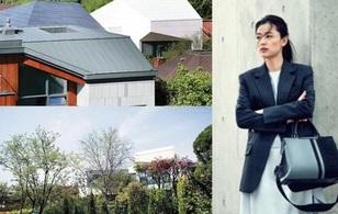 Hé lộ hình ảnh biệt thự siêu cao cấp trị giá trăm tỷ của vợ chồng Jeon Ji Hyun